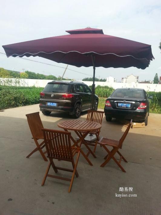 北京全新遮陽傘租賃 高腳桌椅租賃 一桌四椅租賃產品圖