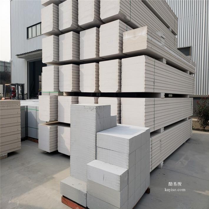 陕西省渭南华阴县 蒸压B06加气块 ALC板材厂区直发产品图
